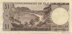 1 Dollar FIDJI  1968 P.059a TTB