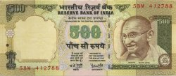 500 Rupees INDE  2000 P.093e TTB+ à SUP