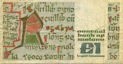 1 Pound IRLANDE  1981 P.070b TB+