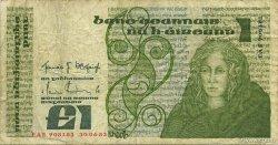 1 Pound IRLANDE  1982 P.070c TB+