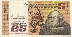 5 Pounds IRLANDE  1993 P.071e SUP