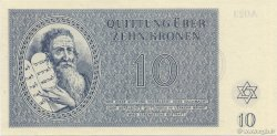 10 Kronen ISRAËL  1943 WW II.704 NEUF