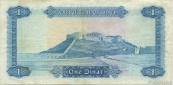1 Pound LIBYE  1972 P.35b TTB