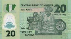 20 Naira NIGERIA  2006 P.34a NEUF