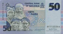 50 Naira NIGERIA  2006 P.35 NEUF