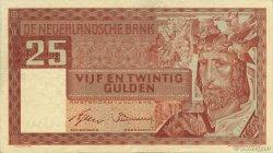 25 Gulden PAYS-BAS  1947 P.084 SUP