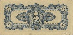 5 Centavos PHILIPPINES  1942 P.103a SPL