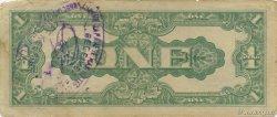 1 Peso PHILIPPINES  1942 P.106a TB+