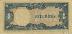 1 Peso PHILIPPINES  1943 P.109a SPL