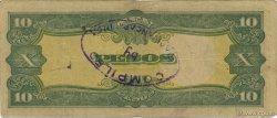 10 Pesos PHILIPPINES  1943 P.111av TTB