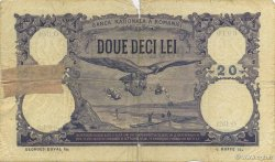 20 Lei ROUMANIE  1916 P.020 B