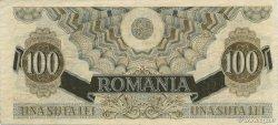 100 Lei ROUMANIE  1947 P.067a TTB+