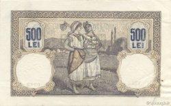 500 Lei ROUMANIE  1918 P.022 TTB+