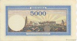 5000 Lei ROUMANIE  1943 P.055 SUP+