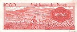 1000 Francs RWANDA  1976 P.10c pr.NEUF