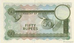 50 Rupees SEYCHELLES  1972 P.17d NEUF