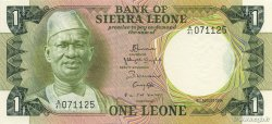 1 Leone SIERRA LEONE  1984 P.05e pr.NEUF