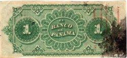 1 Peso PANAMA  1869 PS.0721 TTB