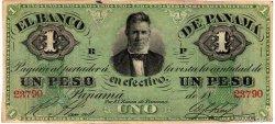1 Peso PANAMA  1869 PS.0721 TTB+