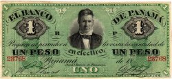 1 Peso PANAMA  1869 PS.0721 SUP