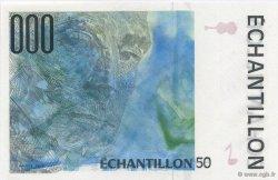 50 Francs SAINT-EXUPÉRY FRANCE régionalisme et divers  1990  NEUF
