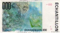 200 Francs EIFFEL FRANCE régionalisme et divers  1990  NEUF