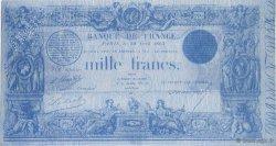 1000 Francs FRANCE régionalisme et divers  1863  SPL