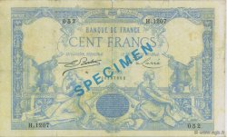 100 Francs FRANCE régionalisme et divers  1887  SUP