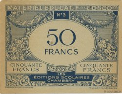 50 Francs FRANCE régionalisme et divers  1940  SUP