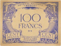 100 Francs FRANCE régionalisme et divers  1940  SUP