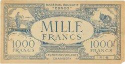 1000 Francs FRANCE régionalisme et divers  1940  TTB