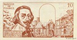 10 Nouveaux Francs Richelieu FRANCE régionalisme et divers  1960  pr.NEUF