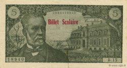 5 Francs Pasteur FRANCE régionalisme et divers  1966  SUP