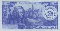 10 Francs Voltaire FRANCE régionalisme et divers  1964  pr.NEUF