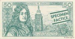 50 Francs Racine FRANCE régionalisme et divers  1965  pr.NEUF