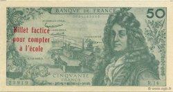 50 Francs Racine FRANCE régionalisme et divers  1962  pr.NEUF