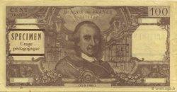 100 Francs Corneille FRANCE régionalisme et divers  1966  TTB