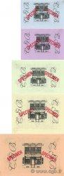 1 à 100 Francs FRANCE régionalisme et divers  1992  NEUF