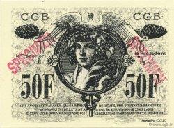50 Francs FRANCE régionalisme et divers  1993  NEUF