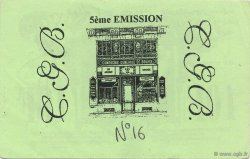 10 Francs FRANCE régionalisme et divers  1995  SPL