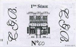 5 Francs Vercingétorix FRANCE régionalisme et divers  1996  SPL