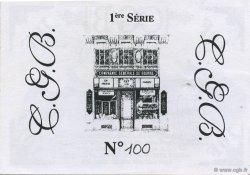 10 Francs Saint Louis FRANCE régionalisme et divers  1996  NEUF