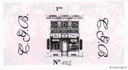 50 Francs Charlemagne FRANCE régionalisme et divers  1996  NEUF