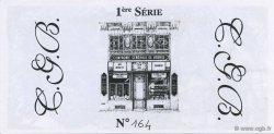 100 Francs Clovis FRANCE régionalisme et divers  1996  pr.NEUF