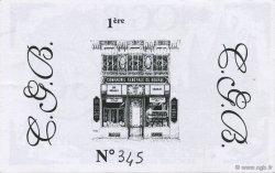 3 Euros sur 20 Francs Louis XVII FRANCE régionalisme et divers  2001  pr.NEUF