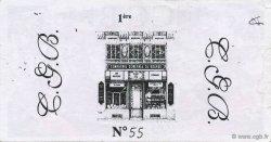 7 Euros sur 50 Francs Charlemagne FRANCE régionalisme et divers  2001  SUP à SPL