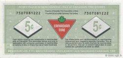 5 Cents CANADA  1997  NEUF