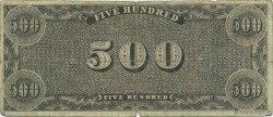 500 Dollars FRANCE régionalisme et divers  1960  TB