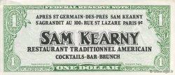 1 Dollar FRANCE régionalisme et divers  1990  SPL