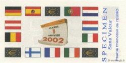 5 Euro FRANCE régionalisme et divers  1998  NEUF